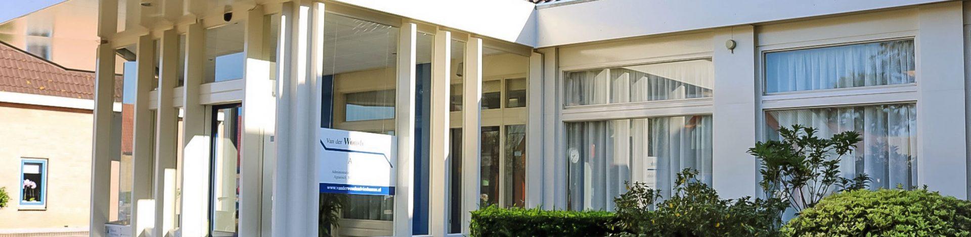 Van der Woude Adviesbureau | Contact